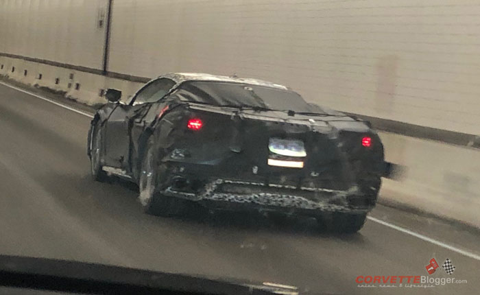 [PICS] Rocky Mountain High: C8 Mid-Engine Corvettes Spotted in Colorado!