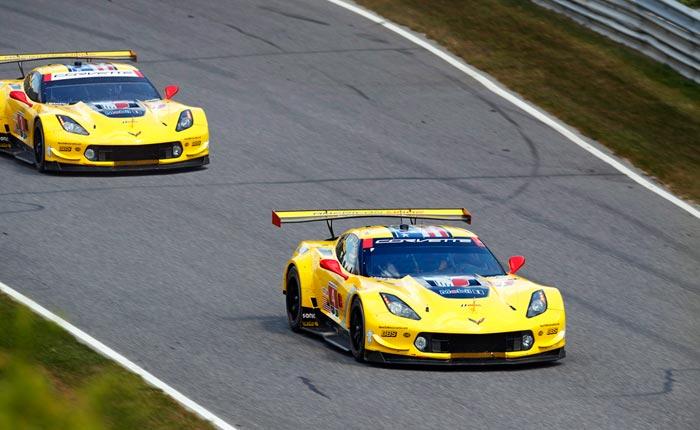 Corvette Racing at Road America: A Favorite Stop for All