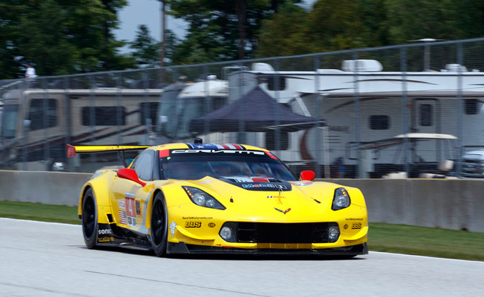 Corvette Racing at Road America: Second, Third Rows in GTLM Qualifying