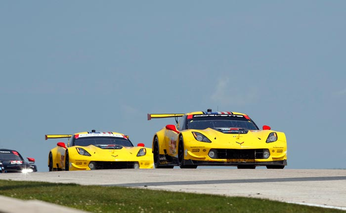 Corvette Racing at Road America: Another Double Podium for Corvette C7.Rs