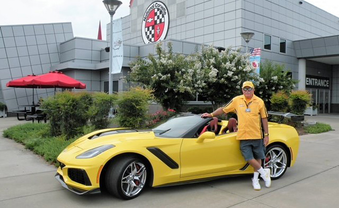 Corvette Delivery Dispatch with National Corvette Seller Mike Furman for Aug. 5th