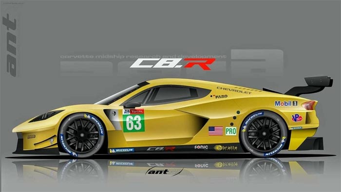 C8.R Design by ANT