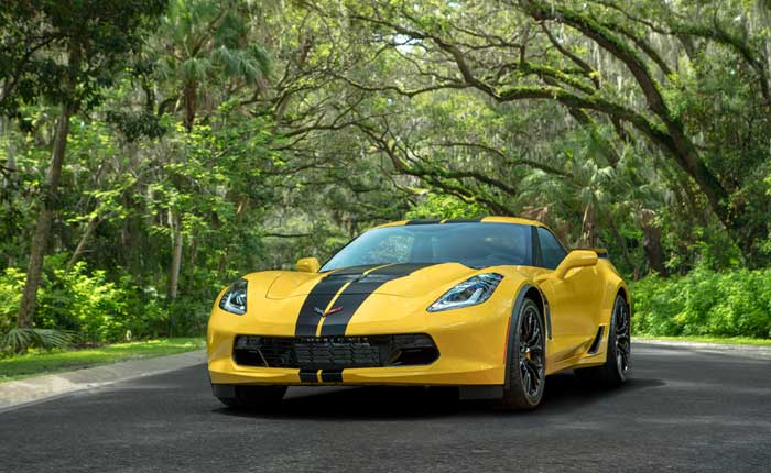 Hertz Celebrates Milestone With Limited-Edition 100th Anniversary Corvette Z06 Rentals