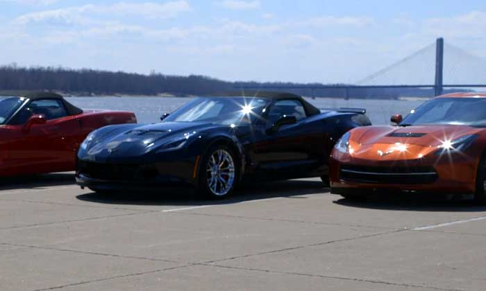 Southeast Missouri Corvette Club Grants Wish to a Man with a Terminal Illness