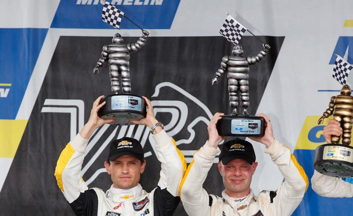 Corvette Racing at VIR: Championship Lead for Garcia, Magnussen