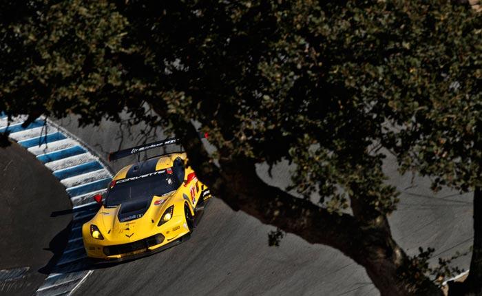 Corvette Racing at Laguna Seca: By the Numbers