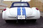 Corvettes on eBay: 1957 Corvette SRIII Serial No. 1