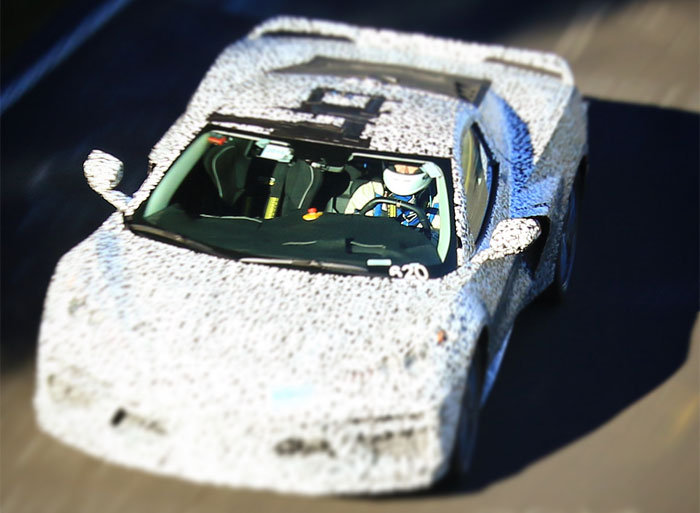 [VIDEO] Chevrolet Books Some Private Track Time at the Nurburgring for the C8 Mid-Engine Corvette
