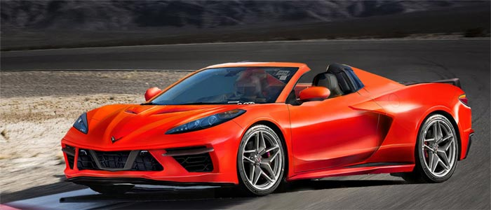 [PICS] C8 Mid-Engine Corvette's Hard Top Convertible Model Rendered by FVS and the MidEngineCorvetteForum.com