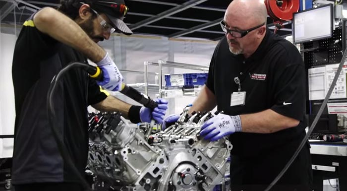 [VIDEO] Chevrolet Arabia Profiles ZR1 Customer Who Built his Own LT5