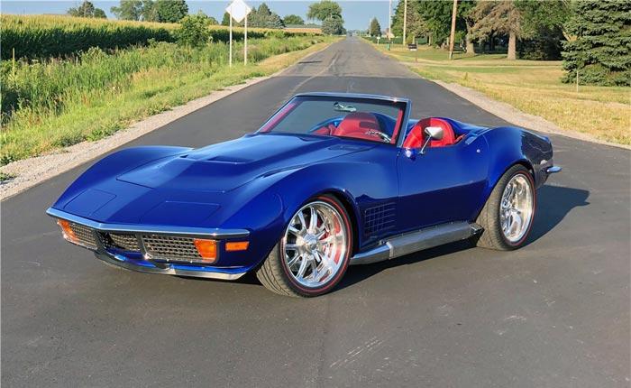 Custom 1972 'Speedvette' Heading to Barrett-Jackson Las Vegas