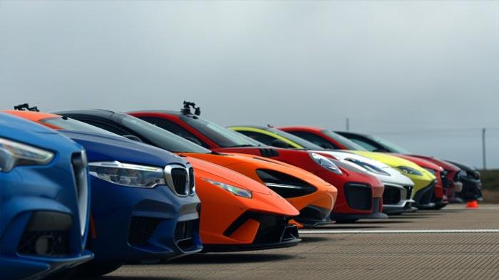 Motor Trend's World's Greatest Drag Race 8