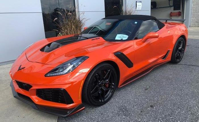 Corvette Delivery Dispatch with National Corvette Seller Mike Furman for Sept. 23rd