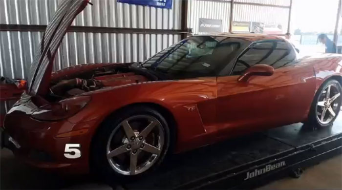 [VIDEO] Man Complains to City After a Pothole Causes $800 Damage to his C6 Corvette