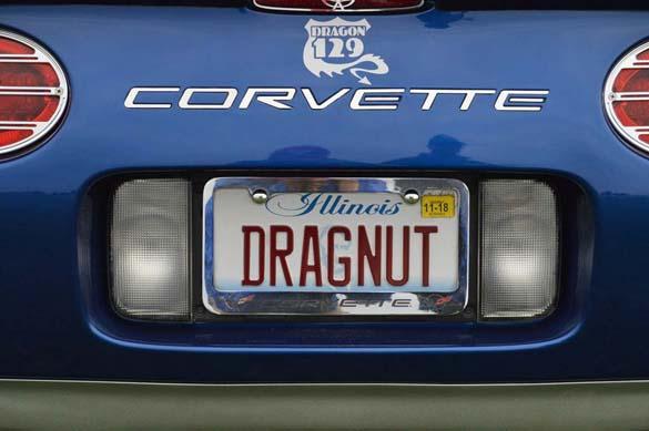 The Vanity Plates from Corvette Funfest 2018