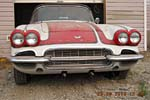 Corvettes for Sale: Psychedelic 1961 Corvette Found North of the Border