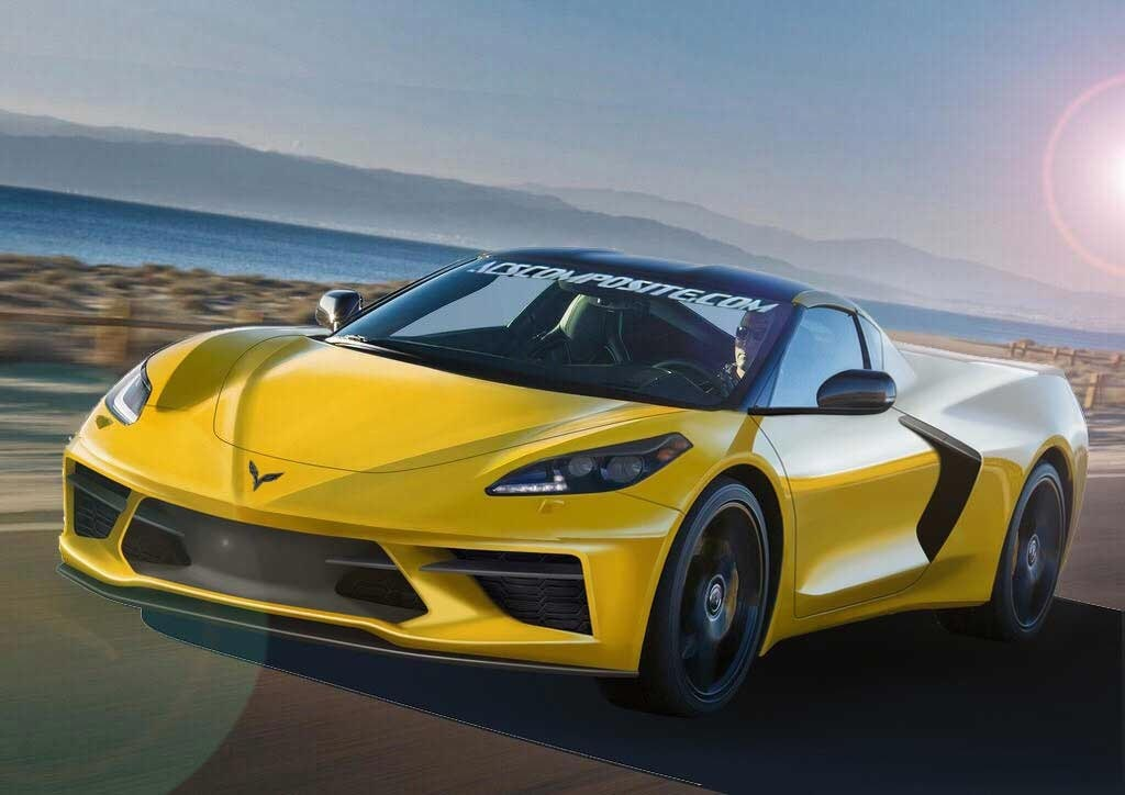 [PIC] C8 Mid-Engine Corvette Rendered by ACS Composite ...