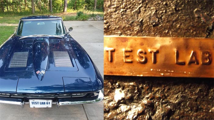 SuperChevy Shares a 1963 Corvette Test Car That Got Away from GM