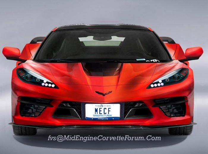 C8 Corvette Rendering by FVS @ MidEngineCorvetteForum.com