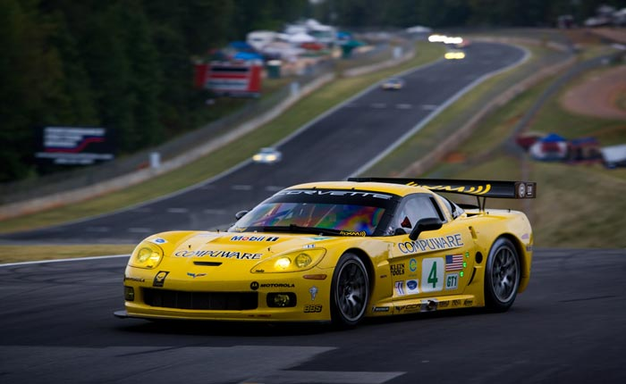 Corvette Racing at Road Atlanta: By the Numbers