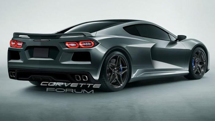 [PICS] New C8 Mid-Engine Corvette Renderings from the Corvette Forum