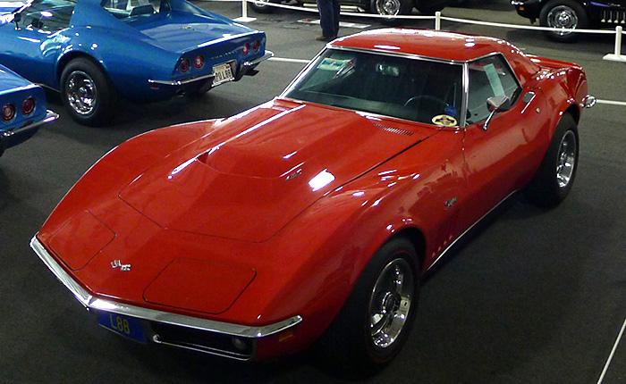 Collector Offering First and Last Corvette L88 Convertibles for Sale