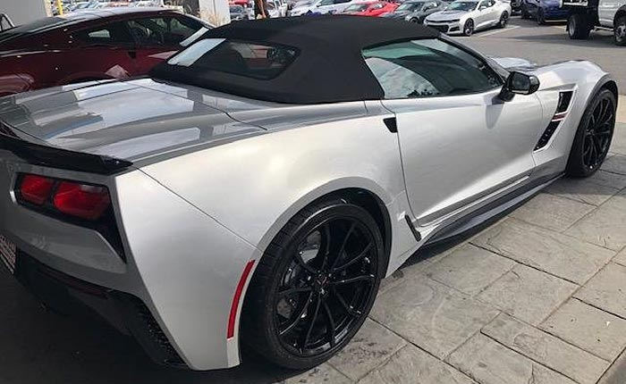 Corvette Delivery Dispatch with National Corvette Seller Mike Furman for Oct. 14th