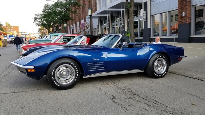 Follow Along as I Campaign a 1972 Corvette Convertible