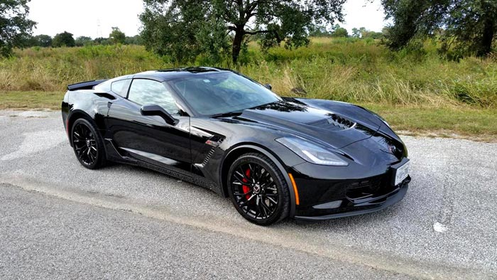 [GALLERY] Black Friday! (45 Corvette photos)