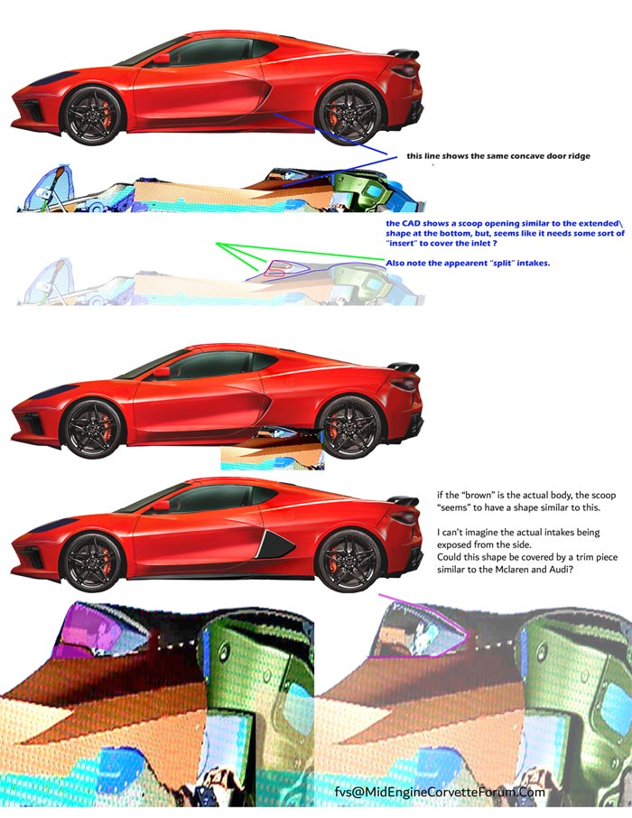 [PICS] Things Have been Slow on C8 News Lately, So Enjoy These Mid Engine Comparisons from FVS