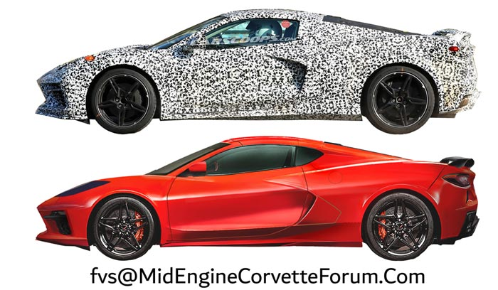 [PICS] Things Have been Slow on C8 News Lately, So Enjoy These Mid Engine Renders from FVS