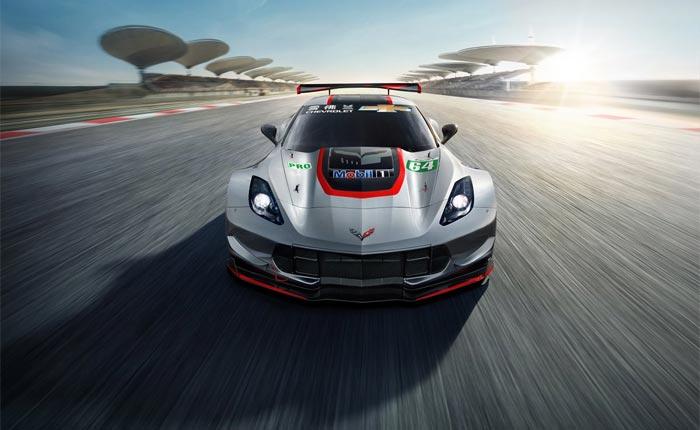 Corvette Racing at Shanghai: Redline Corvette C7.R Reveal