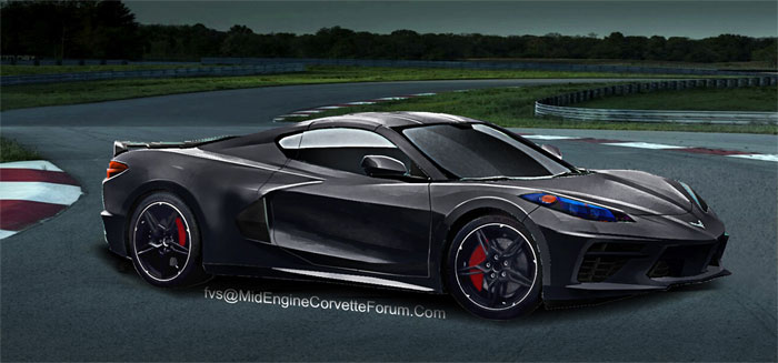 No The C8 Mid Engine Corvette Isn T Going To Cost 170 000
