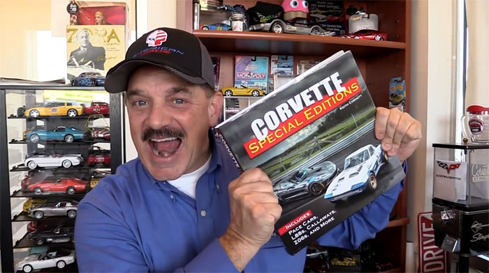 [VIDEO]    Corvette Special Editions in Rick & # 39; Corvette & # 39; Contis VLOG to see