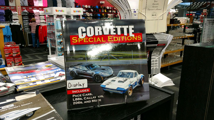 Corvette Special Editions is Now Available at the National Corvette Museum