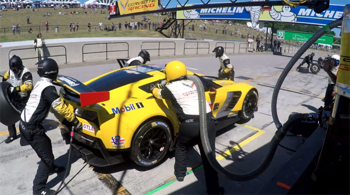 [VIDEO] Mobil 1 The Grid on Corvette Racing and the Perfect Pit Stop