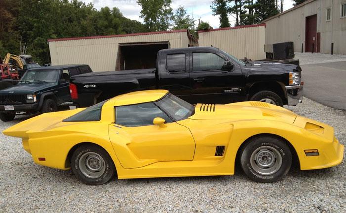 Corvettes on Craigslist: 1978 Corvette Daytona