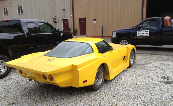 Corvettes on Craigslist: 1978 Corvette Daytona