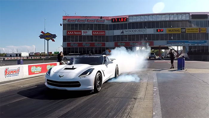 [VIDEO] LMR Claims Fastest C7 Corvette Title With These 7-Second Runs