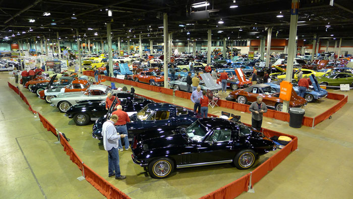 Muscle Car And Corvette Nationals Celebrates Its 10th Anniversary
