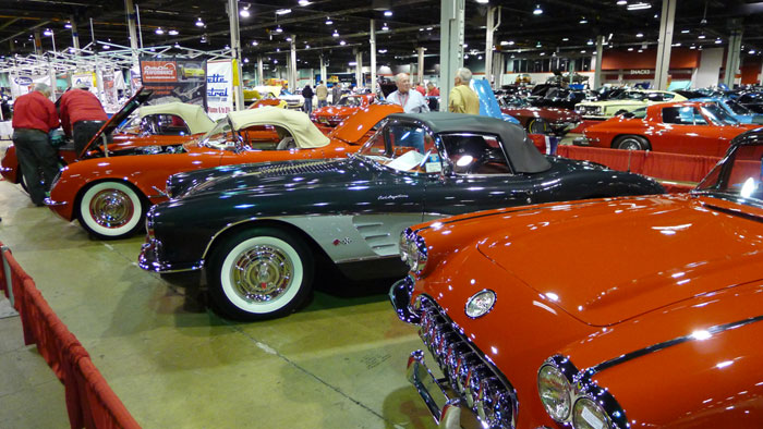 Muscle Car and Corvette Nationals Celebrates its 10th Anniversary this Weekend in Chicago