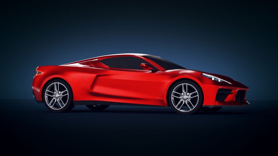 [PICS] Newly Revised C8 Mid-Engine Corvette Renders Show ...