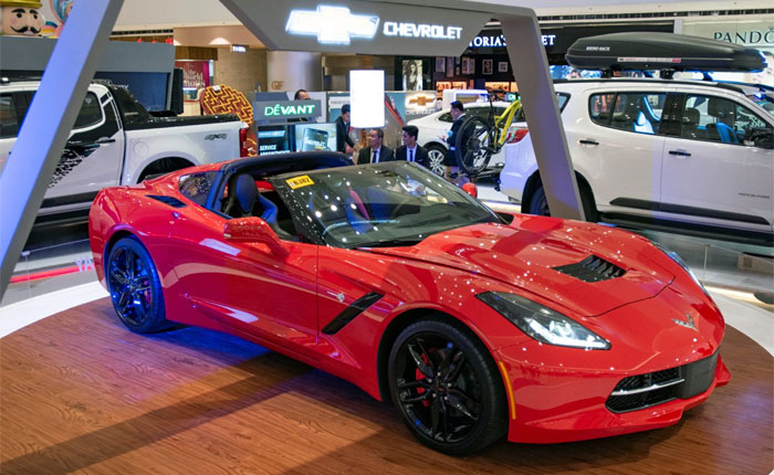 Chevrolet to Sell the C7 Corvette Stingray in the Philippines
