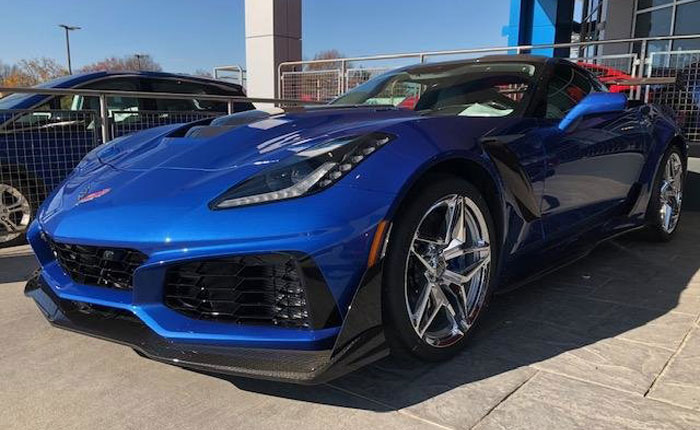 Corvette Delivery Dispatch with National Corvette Seller Mike Furman for Nov. 18th