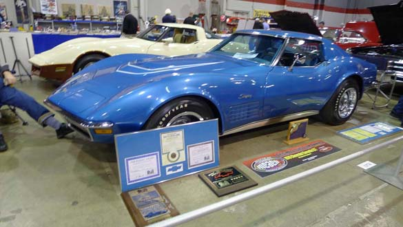The 10th Anniversary Muscle Car and Corvette Nationals Show