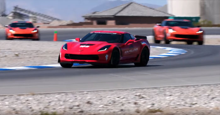 [VIDEO] Mobil 1 The Grid Presents Training Day at the Ron Fellows Performance Driving School