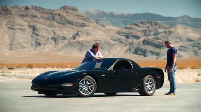 [VIDEO] Wheeler Dealers Go to Work on a C5 Corvette Z06