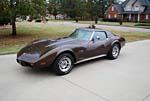 Corvettes on Craigslist: 1976 Corvette in Dark Brown Metallic