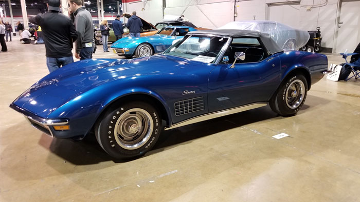 On the Campaign Trail with a 1972 Corvette: MCACN Triple Diamond (Part 6)