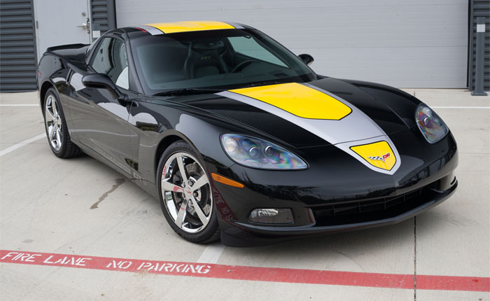 Corvettes for Sale: Black 2009 GT1 Championship Edition Coupe with 2K Miles